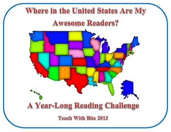 Where in the United States are my AWESOME Readers?