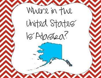Where in the United States is Alaska?