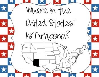 Where in the United States is Arizona?