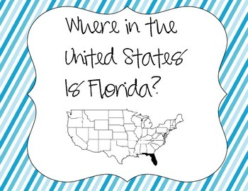 Where in the United States is Florida?