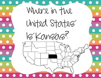 Where in the United States is Kansas?