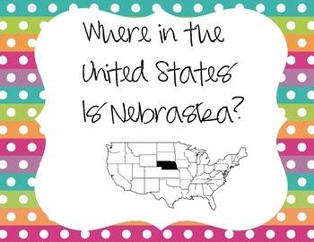 Where in the United States is Nebraska?