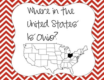 Where in the United States is Ohio?
