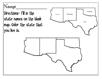 Where in the United States is Oklahoma?