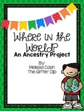 Where in the World?? An Ancestry Project