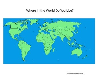Where in the World Do You Live