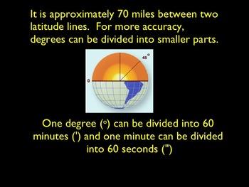 Where in the World? Latitude and Longitude:  A SmartBoard Intro for Grades 3-6