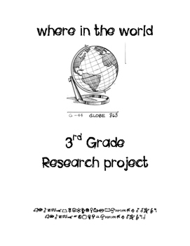Where in the World Research Project