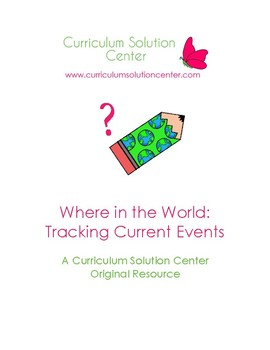 Where in the World: Tracking Current Events