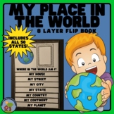 Where in the World am I  flipbook