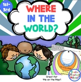 *Where in the World are We? Distance Learning from Home