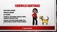 Where in the World is Carmela Santiago?  Adventure Eight