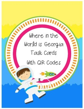 Where in the World is Georgia with QR Codes