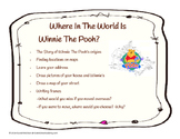 Where in the World is Winnie The Pooh?