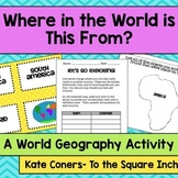 World Geography Activity
