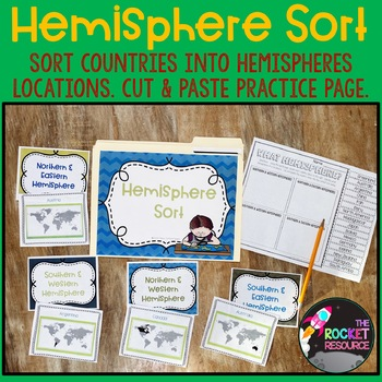 """Latitude and Longitude QR Task Cards-""""Where in the world?"""""""