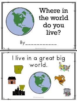 Where in the world do you live? Arkansas version