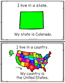 Where in the world do you live? Colorado version