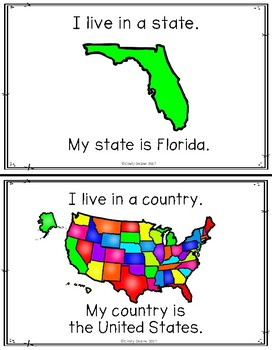 Where in the world do you live? Florida version