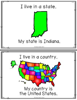 Where in the world do you live? Indiana version
