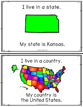 Where in the world do you live? Kansas version
