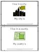 Where in the world do you live? (Washington version)