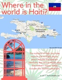 Where in the world is Haiti?