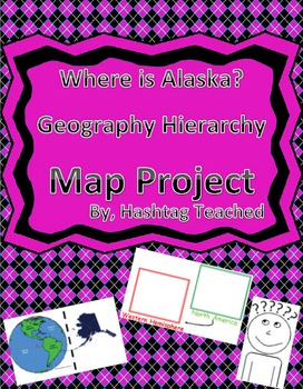 Where is Alaska Geographic Hierarchy Map