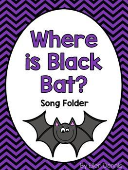 Where is Black Bat? Song Folder
