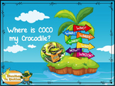 "Where is COCO my Crocodile? – Songbook Mp3 Digital Download, ""WH"" Questions"
