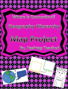 Where is Connecticut Geographic Hierarchy Map