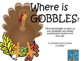 Where is Gobbles?