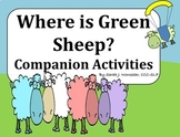 Where is Green Sheep? Companion Activities for Speech & Language