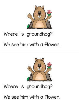 Where is Groundhog?