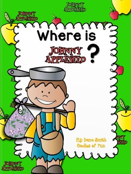 Where is Johnny Appleseed? (0-20 number recognition)