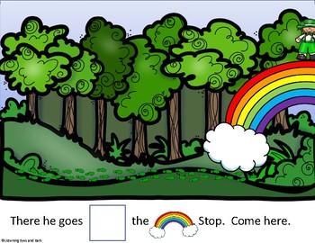 Where is Leprechaun hiding