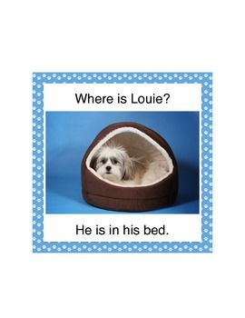 Where is Louie?
