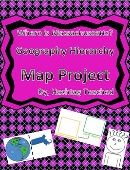 Where is Massachusetts Geographic Hierarchy Map