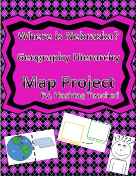 Where is Nebraska Geographic Hierarchy Map