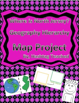 Where is New Jersey Geographic Hierarchy Map