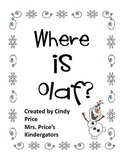 Where is Olaf?