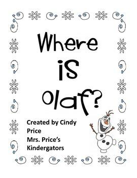 Where is Olaf?