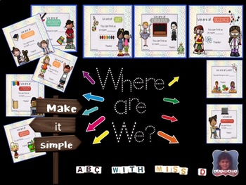 Where is Our Class? Find Us Here!