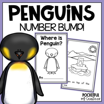Penguins Emergent Reader