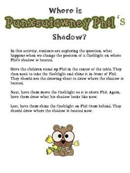 Where is Punxsutawney Phil's Shadow