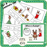 Preposition Christmas Activity