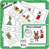 Preposition Christmas Activity