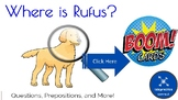 Where is Rufus? BOOM Cards