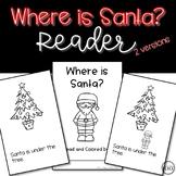 Where is Santa? Reader