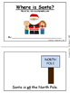 Where is Santa? - A book of positional concepts